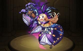 モンスターストライク ゲーム画面 キャラクター パンドラ