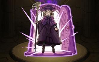 モンスターストライク ゲーム画面 キャラクター カーディナル 進化
