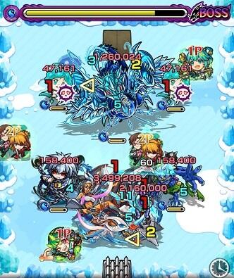 モンスターストライク 超究極 シーラ 攻略 BATTLE6