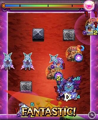 モンスターストライク 超究極 メリオダス 攻略 BATTLE 3