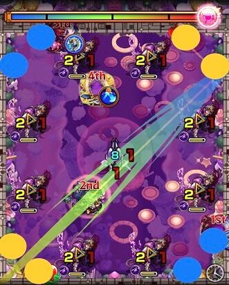 モンスターストライク 轟絶 マーチ 攻略 BATTLE 5 ステージ 5