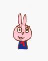 ウサギ学生