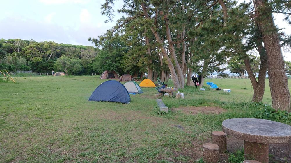 串本キャンプ場