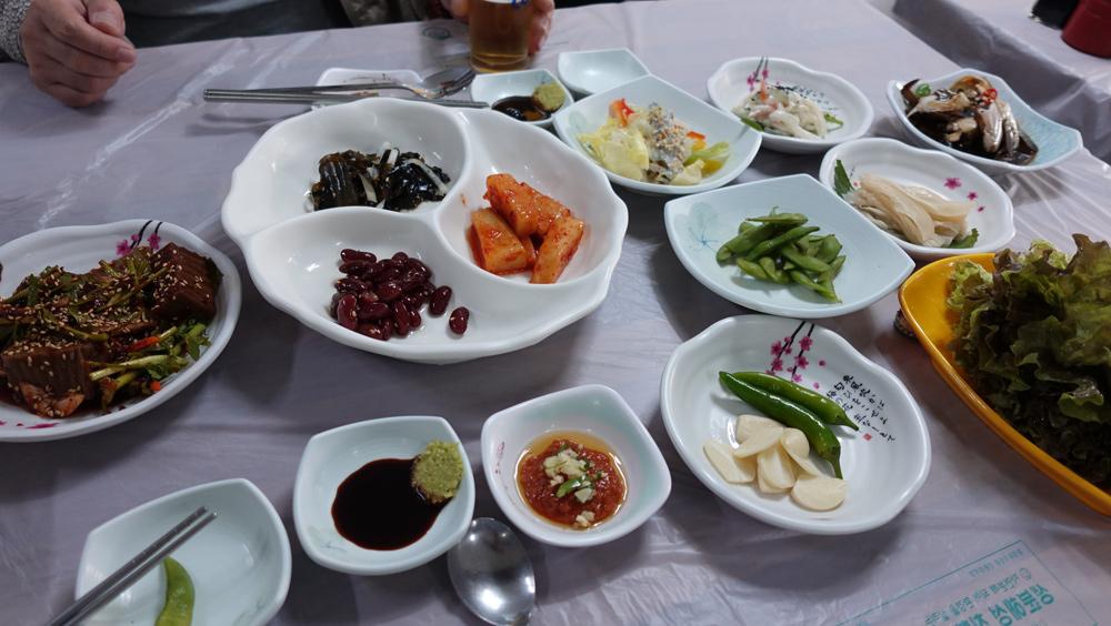 韓国釜山へピーチで行く海鮮