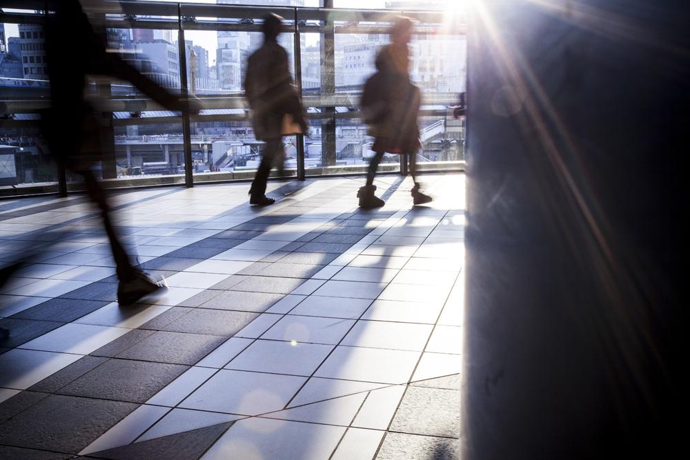 認知症予防の早歩き