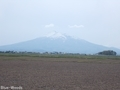 20180507 岩木山(板柳町夕顔関から撮影)