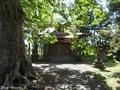 20180521 八坂神社 拝殿(板柳町夕顔関)