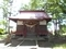 20180521 稲荷神社 拝殿(板柳町掛落林)