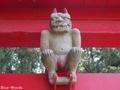 20180521 稲荷神社 鬼(板柳町掛落林)