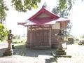 20180923 愛宕神社 拝殿(板柳町石野)