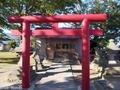 20181004 八幡宮 拝殿(五所川原市鶴ヶ岡)