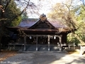 20181107 猿賀神社 拝殿(平川市猿賀)