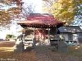 20181107 七柱神社(平川市尾上)