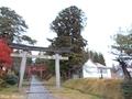20181115 岩木山神社(弘前市百沢)