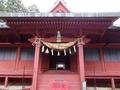 20181115 岩木山神社 拝殿(弘前市百沢)