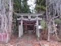 20181115 白山姫神社(弘前市鳥井野)