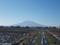 20181202 岩木山(青森市浪岡から)