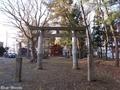 20181202 高おかみ神社(五所川原市長富)