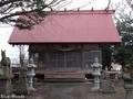 20190425 闇おかみ神社 拝殿(鶴田町沖)