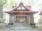 20190520 八幡宮 拝殿(平川市柏木町)