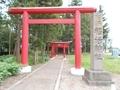 20190531 稲荷神社(板柳町掛落林)