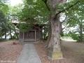 20190531 八幡宮 拝殿(板柳町小幡)