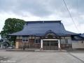 20190531 浄林寺のシナノキ(鶴田町野木)