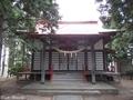 20190531 日吉神社 拝殿(弘前市三和)