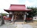 20190611 八幡宮 拝殿(弘前市撫牛子)
