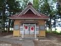 20190611 三社神社 拝殿(平川市日沼)