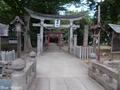20190620 堰神社(藤崎町藤崎)