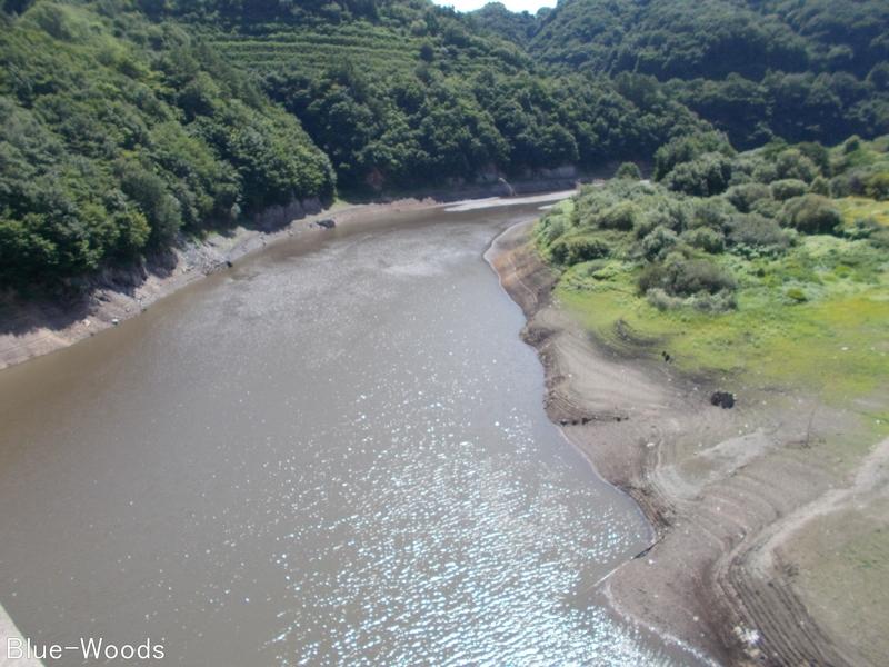 20190824 新水吉橋から(八戸市南郷)