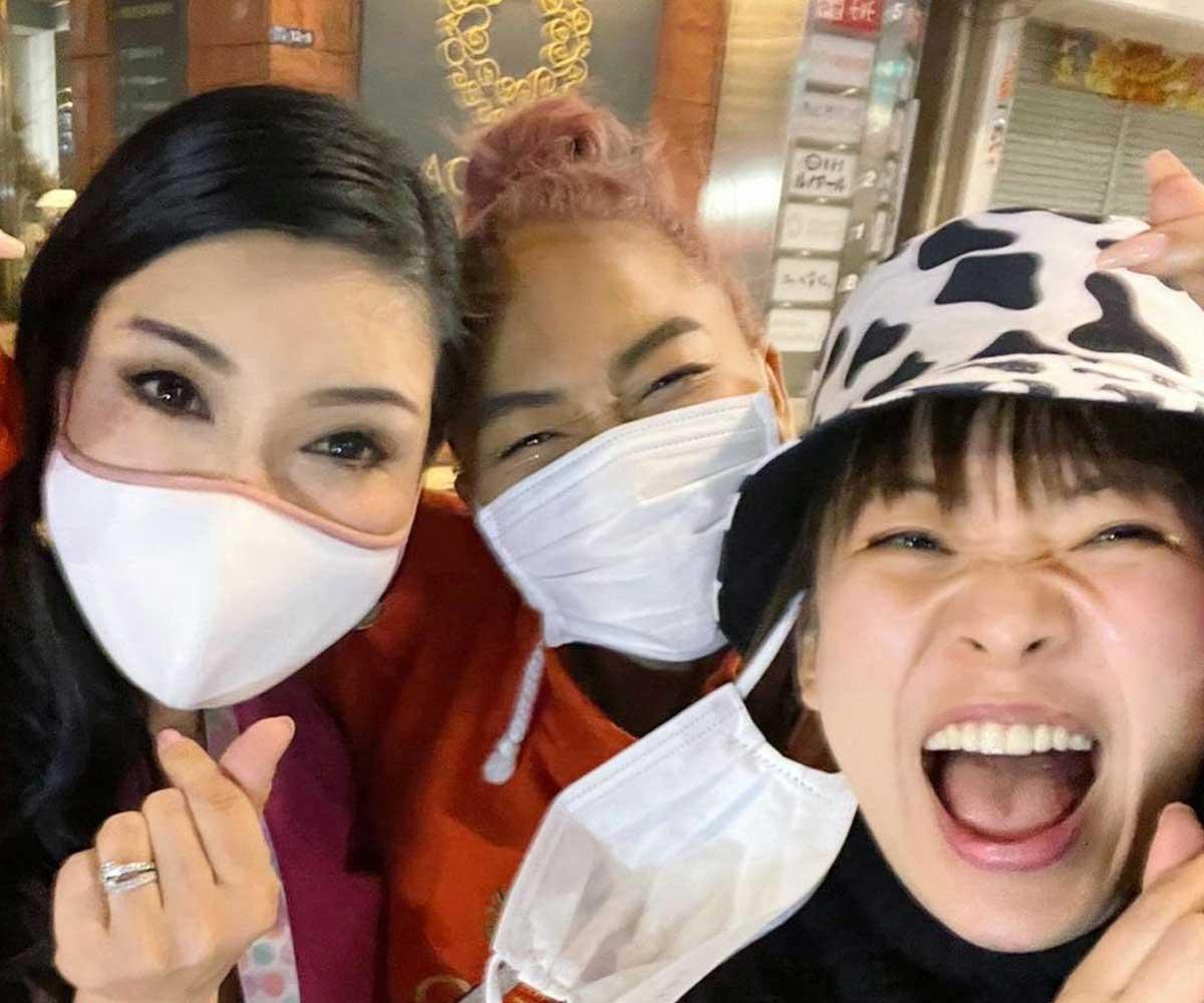 アンミカさん(画像:Instagramより)