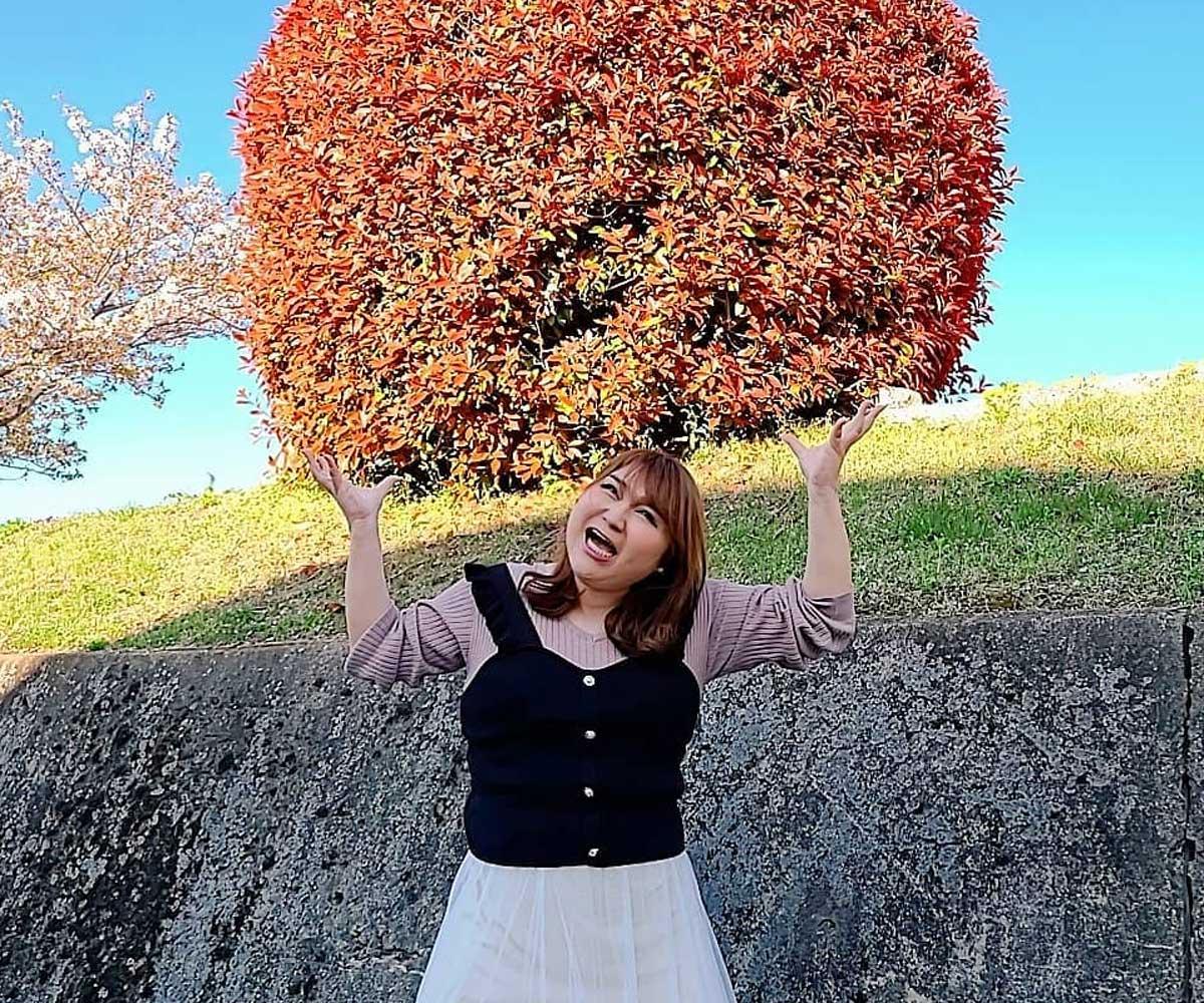 りんごちゃん(画像:Instagramより)