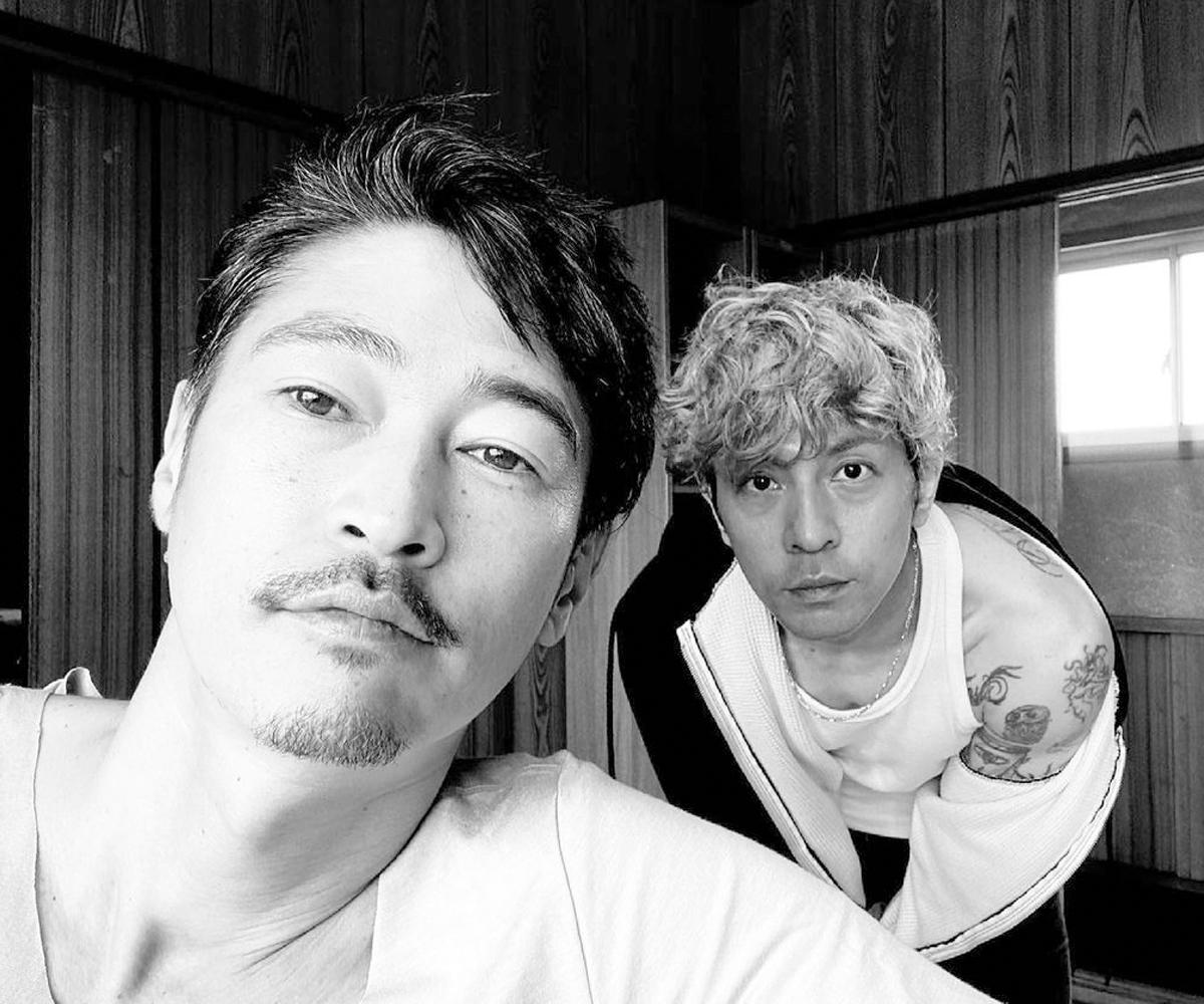 窪塚洋介さん(画像:Instagramより)