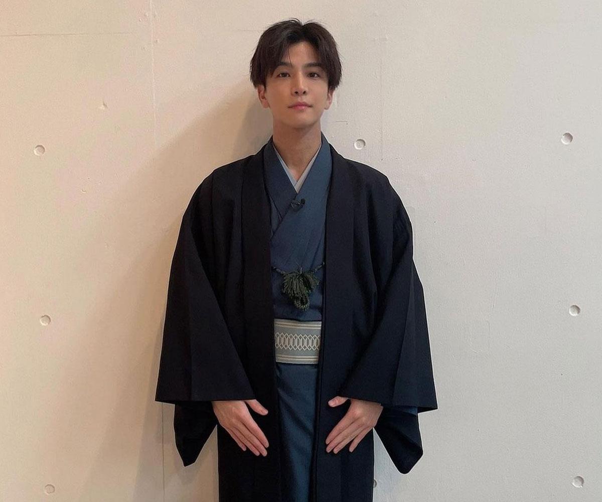 岩田剛典さん(画像:Instagramより)