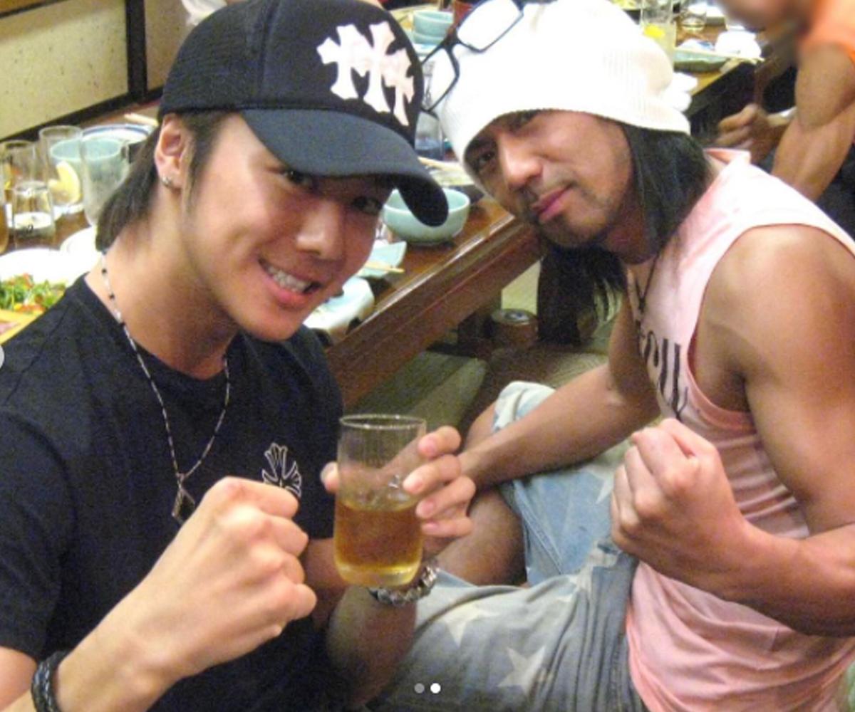 TAKAHIROさん(画像:Instagramより)