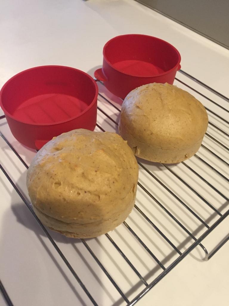 パン ケーキ プロテイン