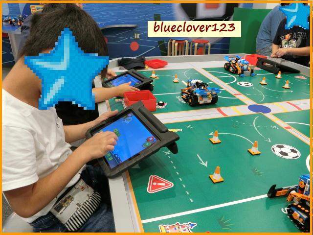 レゴランド_プログラミングも楽しめる!レゴブースト クリエイティブ・ボックス使用_blueclover123子育てママの日々役に立ちそうなちょっとしたこと