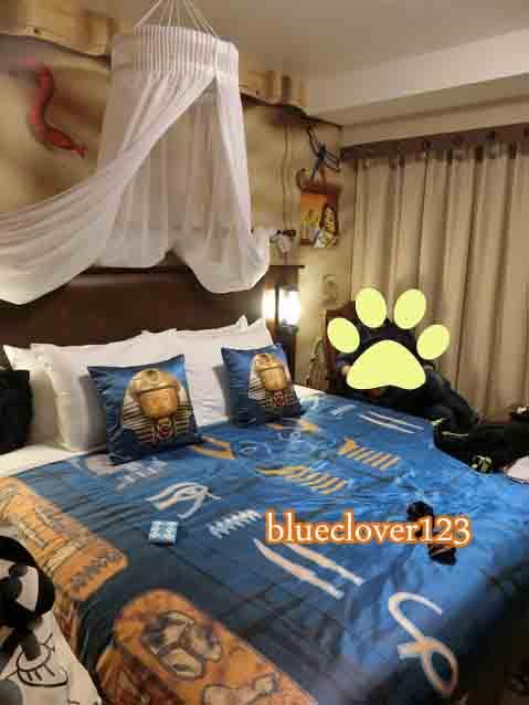 レゴランドのホテル部屋もレゴの世界アドベンチャーには天蓋が…!7_ブログ子育てママの日々役に立ちそうなちょっとしたこと_blueclover123