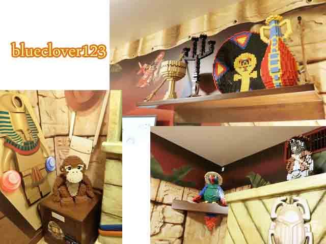 レゴランドのホテルにはレゴがあふれている!8_ブログ子育てママの日々役に立ちそうなちょっとしたこと_blueclover123
