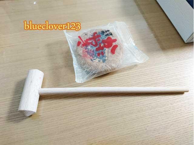 日本一硬いせんべいかた焼き!食べるには木づちが必要!?伊賀お土産にも02_子育てママの日々役に立ちそうなちょっとしたこと_blueclover123
