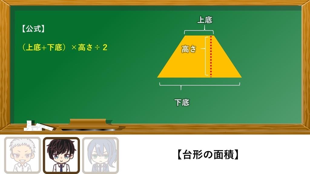 方 求め 台形 の 数基礎.com: 台形の面積が分かる方法!