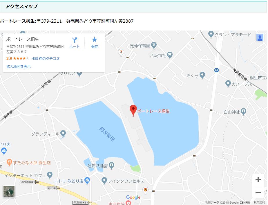 桐生 ボート ライブ