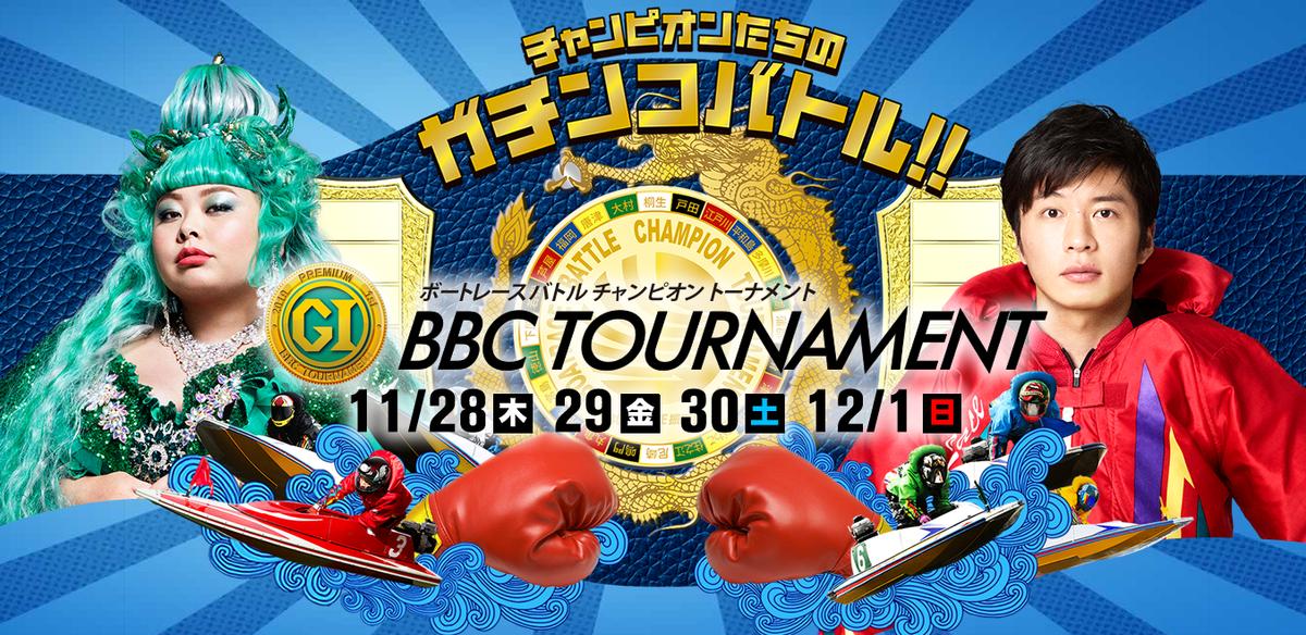 PG1ボートレースバトルチャンピオントーナメント