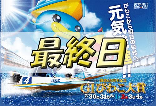 開設68周年記念 G1びわこ大賞