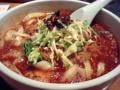 [食]平河町「ばんちゃんの酒房」の麻辣刀削麺