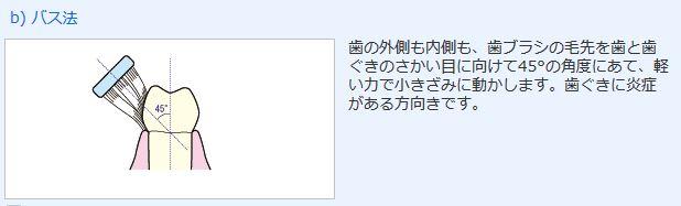 バス法 日本歯科医師会