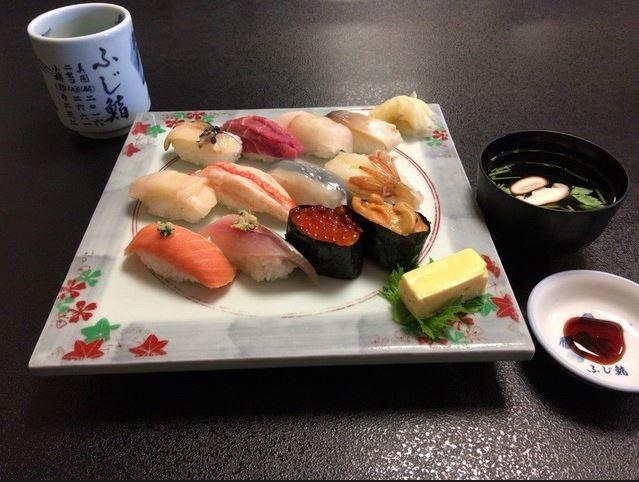 小樽 ふじ寿司