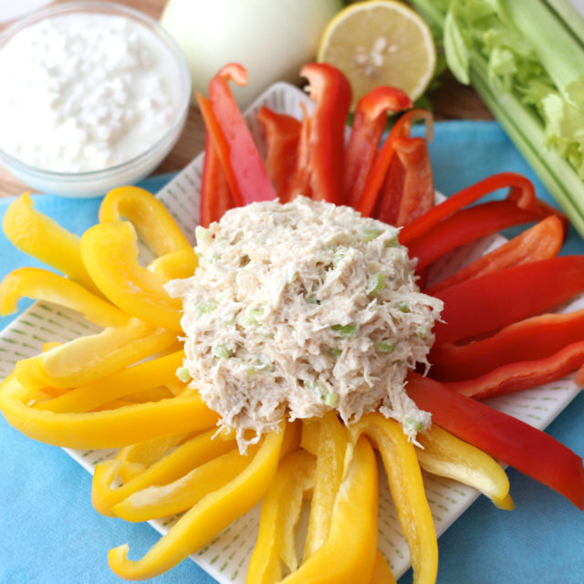 Healthy Chicken Salad No Mayo